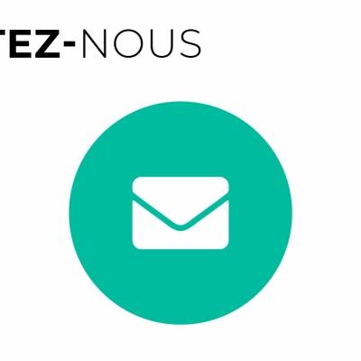 Contactez-nous par mail